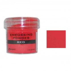 Ranger Red Embossing Powder