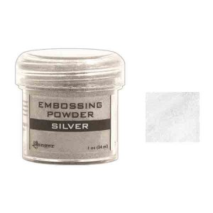 Ranger Silver Embossing Powder