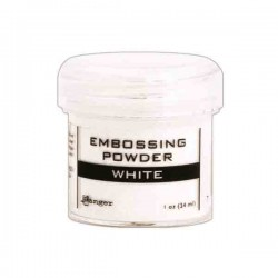 Ranger White Embossing Powder