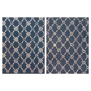 Spellbinders Lovely Lattice Embossing Folders class=