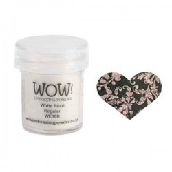 WOW! White Pearl Embossing Powder