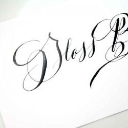 McCaffery's Ink – Gloss Black