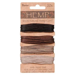 Hemp Cord - Earthy