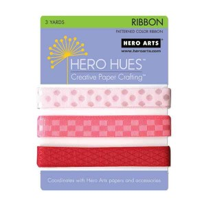 Hero Hues Ribbon - Blush