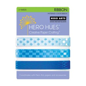 Hero Hues Ribbon - Sea
