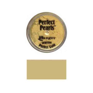 Perfect Pearls Pigment Powder -  Perfect Gold