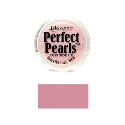 Perfect Pearls Pigment Powder - Interference Red
