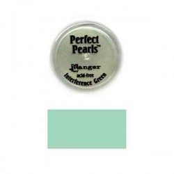 Perfect Pearls Pigment Powder - Interference Green