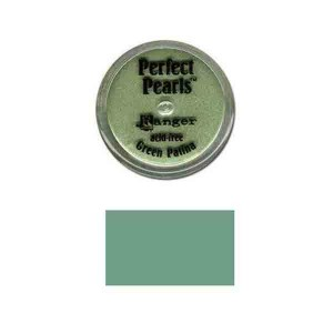 Perfect Pearls Pigment Powder - Green Patina