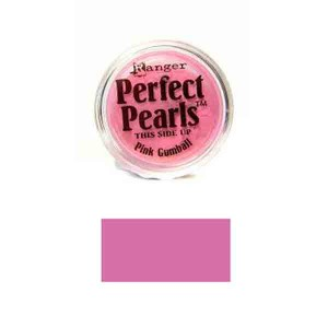 Perfect Pearls Pigment Powder - Pink Gumball