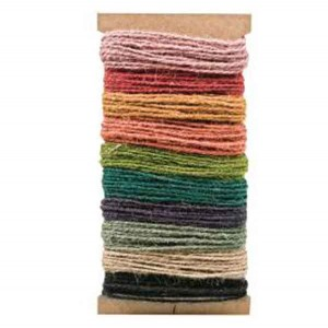 Tim Holtz Idea-Ology Jute String - 10 colors