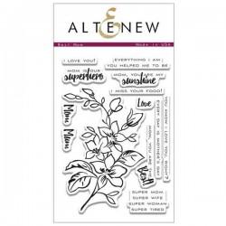 Altenew Best Mom Stamp Set
