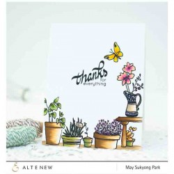 Garden Grow Stamp Set