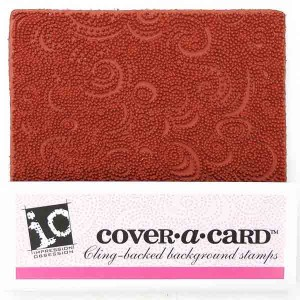Impression Obsession Cover-A-Card Fluff Stamp class=