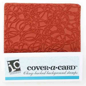 Impression Obsession Cover-A-Card Stitches Stamp class=