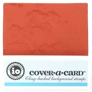 Impression Obsession Cover-A-Card Clouds Stamp class=