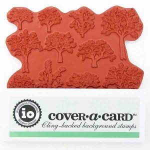 Impression Obsession Cover-A-Card Tree Row Stamp class=