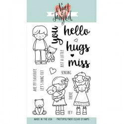 Neat & Tangled Better Together Stamp Set