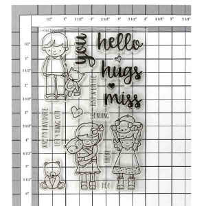 Neat & Tangled Better Together Stamp Set class=