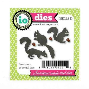 Squirrel Die Set