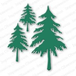 Fir Trees Die Set