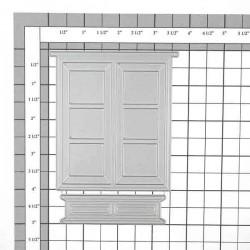 Large Window with Box Die Set