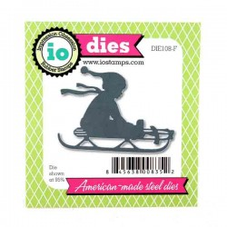 Impression Obsession Sled Die Set