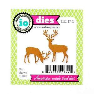 Small Deer Die Set