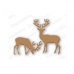 Small Deer Die Set