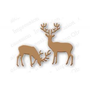 Small Deer Die Set class=