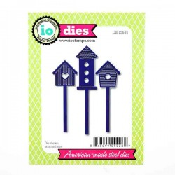 Birdhouse Die Set