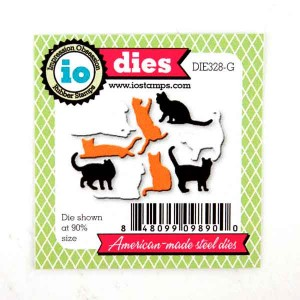 Mini Cats Die Set