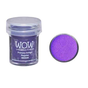 WOW! Primary Indigo Super Fine Embossing Powder