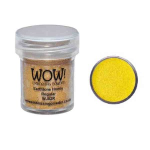 WOW! Earthtone Honey Embossing Powder class=