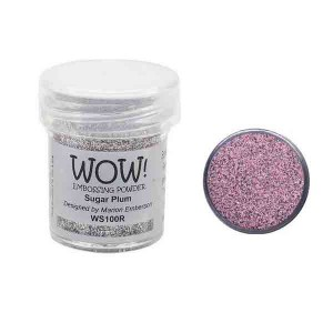 Sugar Plum Embossing Powder
