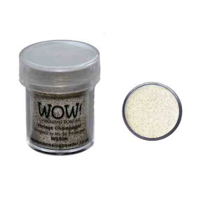 WOW! Vintage Champagne Embossing Powder