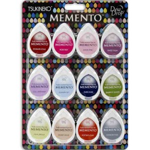 Memento Sorbet Scoops Dew Drop Ink Pads class=