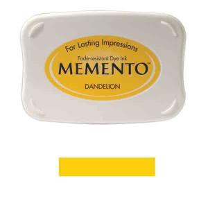 Memento Dandelion Dye Ink Pad