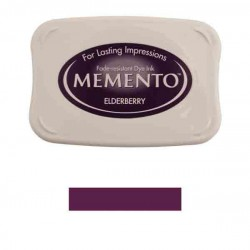 Memento Elderberry Dye Ink Pad