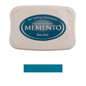 Memento Teal Zeal Dye Ink Pad