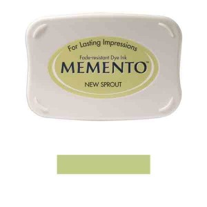 Memento New Sprout Dye Ink Pad