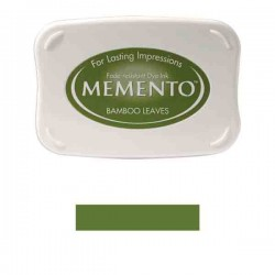 Memento Bamboo Leaves Dye Ink Pad