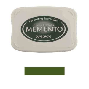 Memento Olive Grove Dye Ink Pad