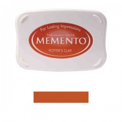 Memento Potter's Clay Dye Ink Pad