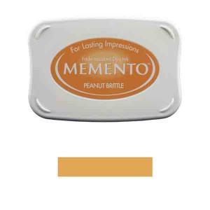 Memento Peanut Brittle Dye Ink Pad
