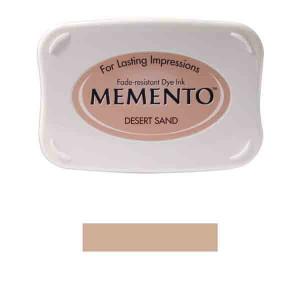Memento Desert Sand Dye Ink Pad