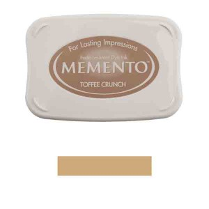 Memento Toffee Crunch Dye Ink Pad