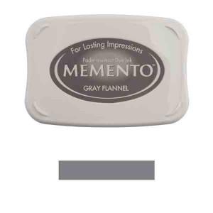 Memento Gray Flannel Dye Ink Pad