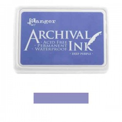 Ranger Deep Purple Archival Ink Pad