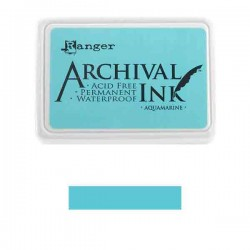 Ranger Aquamarine Archival Ink Pad